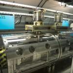 Schnittbild des LHC